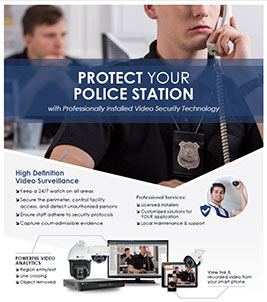 Police Station Security Solutions